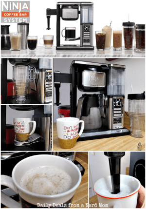 Satisfy ALL of Your Coffee Cravings with the Ninja Coffee Bar System