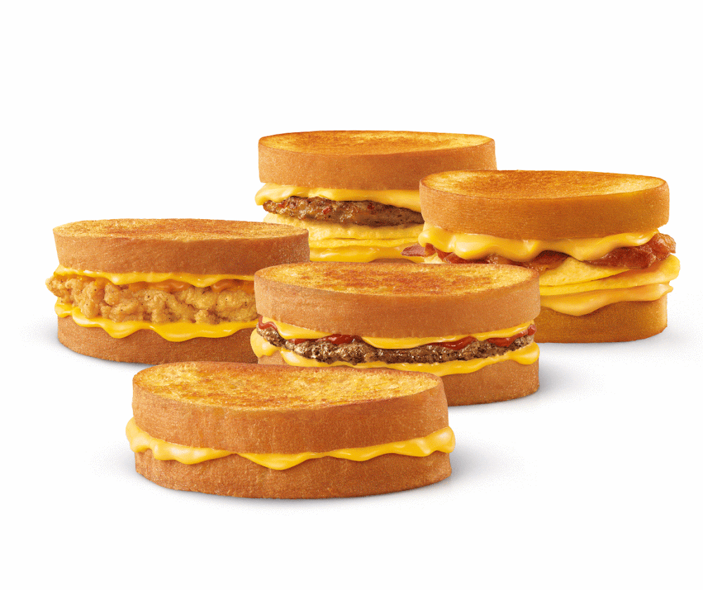 SONIC® Drive-In Lil' Grillers - Snackable Grilled Cheese Sandwiches