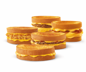 SONIC® Drive-In Lil' Grillers – Snackable Grilled Cheese Sandwiches