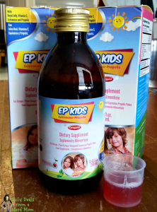 Ceregumil EP Kids ~ All-Natural Immune Booster