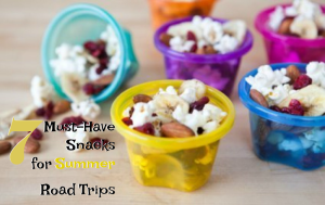 7 Must-Have Snacks for Summer Road Trips