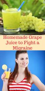 Dealing with Migraines? This Juice May Be the Solution You Need!