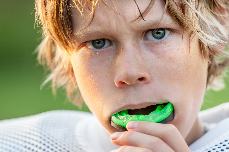 Protect Your Child's Smile with Mouth Guards
