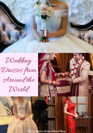 Wedding Dresses from Around the World