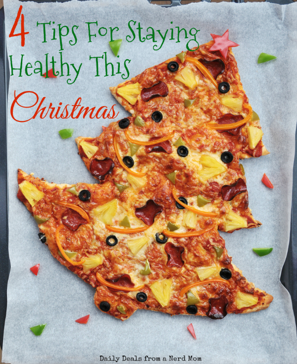 4 Tips For Staying Healthy This Christmas
