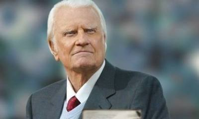 Billy Graham Devotions 15 May, Billy Graham Devotions 15 May 2019 – Love Despite Ourselves