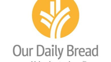 Our Daily Bread Devotional Message for Sunday 16th May 2021