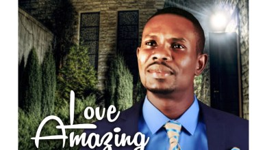 Love Amazing by Habakkuk Mebine