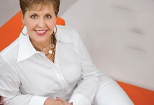 Joyce Meyer Devotional for 7th May 2021 Friday Message - Love, Trust And Faith