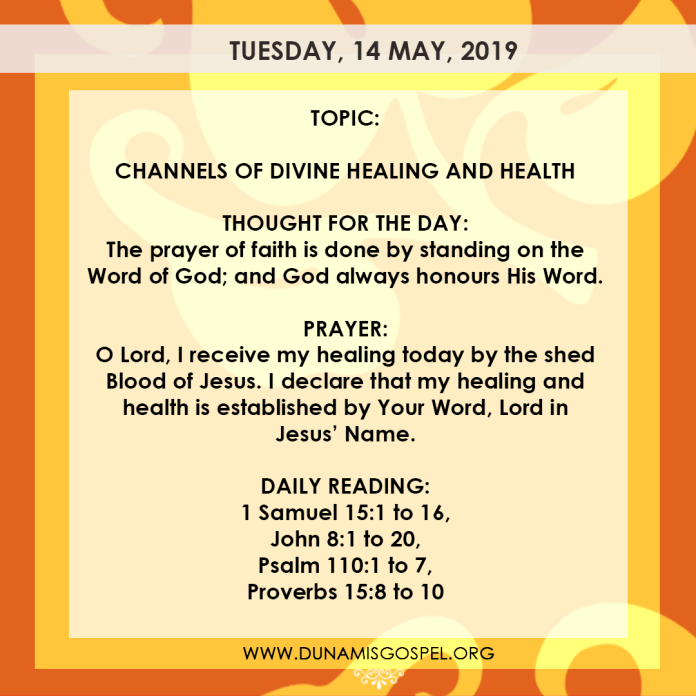 Seeds Of Destiny 14 May 2019, Seeds Of Destiny 14 May 2019 – Channels Of Divine Healing And Health
