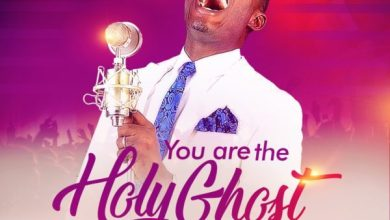 You Are The Holy Ghost – Wisdom Antenyi (Audio + Video)