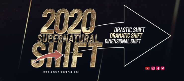Dunamis Live Service 19 January 2020 – Supernatural Shift Day 14, Dunamis Live Service 19 January 2020 – Supernatural Shift Day 14