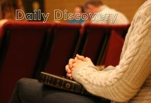 1st October 2020 Daily Discovery Devotional, 1st October 2020 Daily Discovery Devotional – Eternal Realities