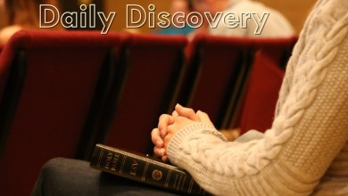 26th September 2020 Daily Discovery Devotional, 26th September 2020 Daily Discovery Devotional – God's Got Man's Number