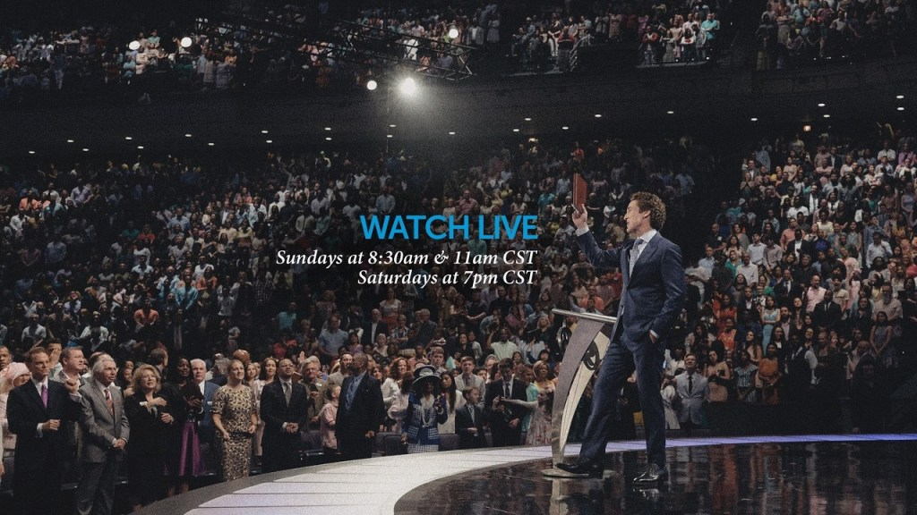 Joel Osteen Sunday Live Service 15th March 2020 At Lakewood Church, Joel Osteen Sunday Live Service 15th March 2020 At Lakewood Church