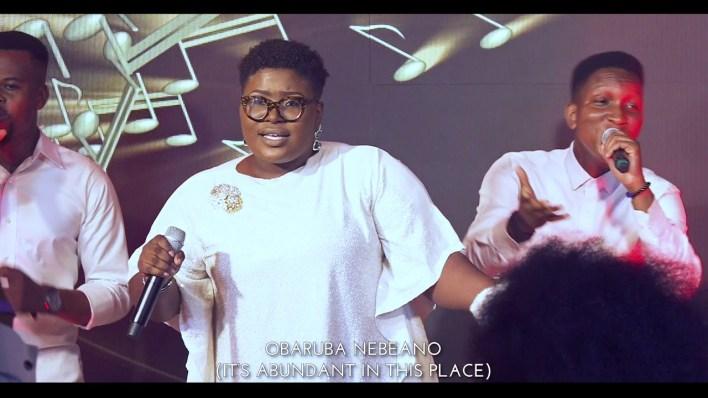 Watch: Judikay - Omemma (Live Video + Lyrics)