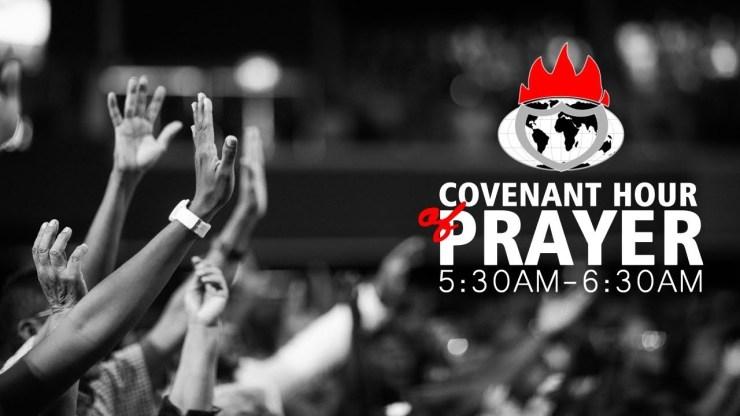 Winners' Chapel Covenant Hour of Prayer 19th August 2020, Winners' Chapel Covenant Hour of Prayer 19th August 2020