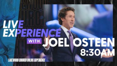 Joel Osteen Live Sunday Service 16th August 2020 at Lakewood Church