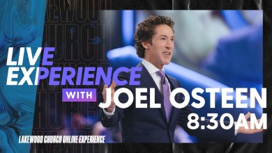 Photo of Joel Osteen Sunday Live Service 20th September 2020 at Lakewood Church