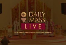 Live Holy Mass 3rd December 2020 -St Peter & Paul's Church Ireland