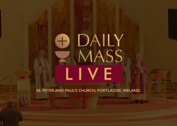 Live Daily Mass 1st June 2020 Monday St Peter & Paul's Church, Ireland