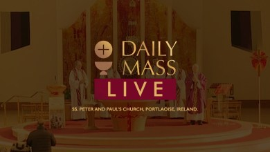 Catholic Live Holy Mass 16 April 2021 | St Peter & Paul's Church Ireland