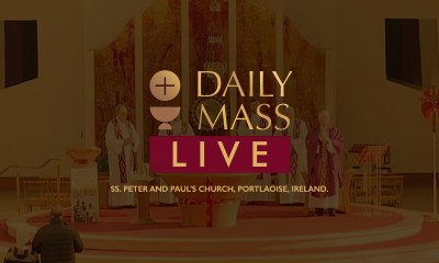 Catholic Live Sunday Holy Mass 20th September 2020, Catholic Live Sunday Holy Mass 20th September 2020 At Ss. Peter & Paul's Church, Ireland