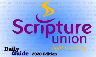 Scripture Union Daily Guide 18th September 2020 - Nothing Done For Jesus Will Go Unrewarded