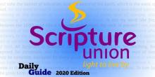 Scripture Union Daily Guide 25th October 2020
