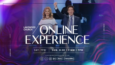 Photo of Joel Osteen Sunday Live Service 27th September 2020 at Lakewood Church
