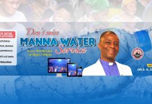 MFM Manna Water Service Today 25th November 2020 - Dr D. K. Olukoya