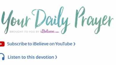 Your Daily Prayer 2nd August 2021 - A Prayer for When You Can't Decide