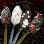 Great Frugal Gift Idea – Chocolate Dipped Spoons
