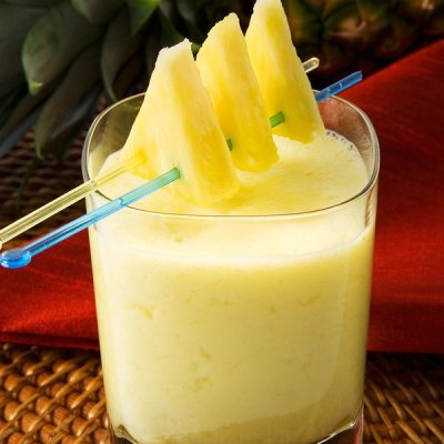 Sunny Hawaiian Smoothie Recipe