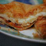 Grilled Mozarella, Tomato and Basil Caprese Sandwich