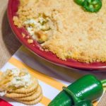 Cheesy Jalapeno Popper Dip #SundaySupper