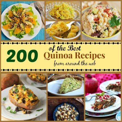 200+ Quinoa Recipes You Can Make Tonight