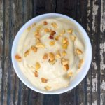 Banana Peanut Butter Ice Cream – Two Ingredient Recipes #atozchallenge