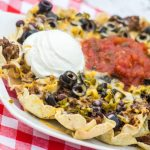Cowboy Beef Nachos : Manly Meals #SundaySupper