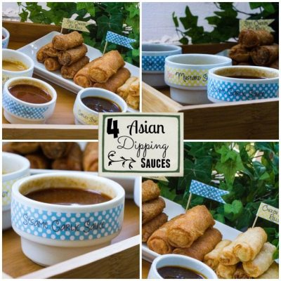 4 Restaurant-Inspired Asian Dipping Sauces For Your Next Event #TaiPeiGoodFortune #ad
