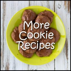 More Cookie Recipes