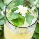 Honeysuckle Iced Tea