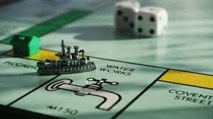 Monopoly - some random image in a Daily Distress satirical article.