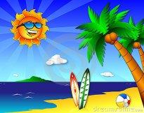 sun fun no internet daily dividend cash flows when you are away