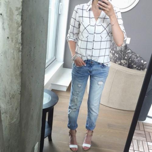 express top zara sandals outfit