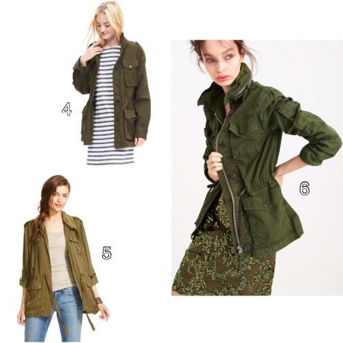 cargo jackets