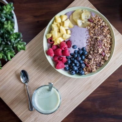 Fitgirl Food Diary 2018!