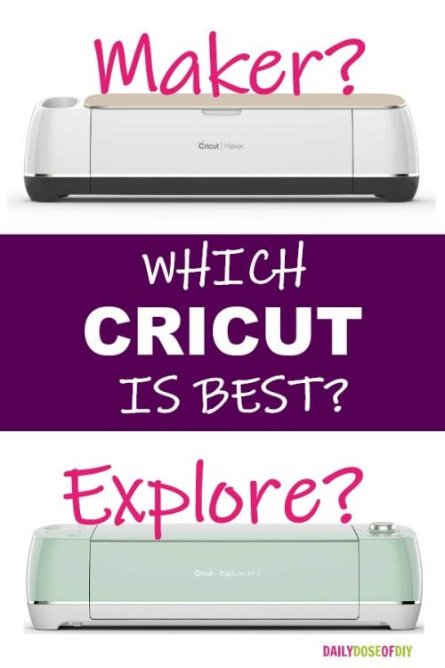 Which Cricut is best for beginners?