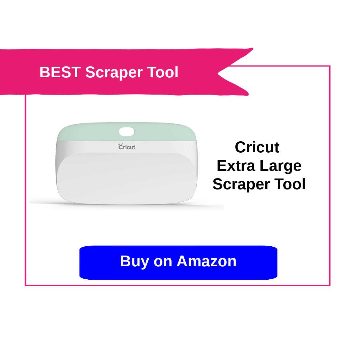 The best scraper tool for applying adhesive vinyl