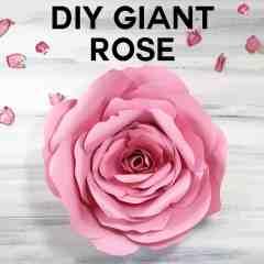 rose flower designed by jennifer maker cut above design course